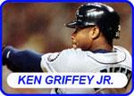 Ken Griffey Jr. Baseball Cards for Sale