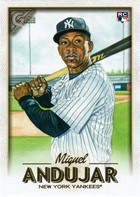 2018 Topps Gallery 101 Miguel Andujar Buy Baseball Cards