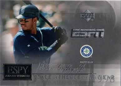 4dc9d9a502 2005 Upper Deck ESPN ESPY Award Winners #AW-11 Ken Griffey Jr. - Buy ...