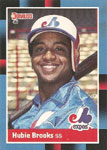 Hubie Brooks Baseball Cards