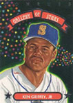 Ken Griffey Jr. Baseball Cards from 1992