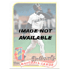1992 Fleer #54 Chris Beasley